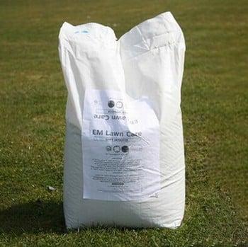 Organic EM Lawn Feed & Fertiliser 20kg