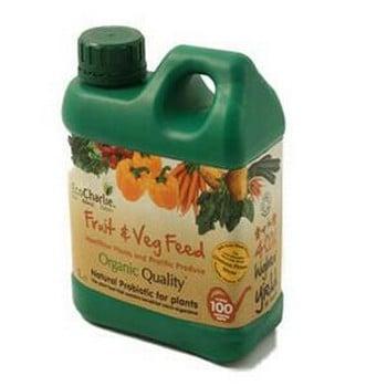 Organic Liquid Fruit and Veg Feed