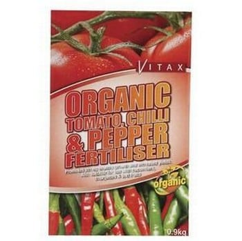 Organic Tomato, Chilli and Pepper Fertiliser