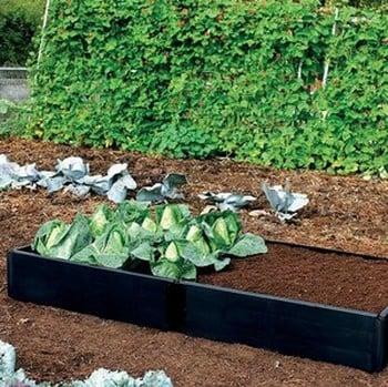 Plastic Raised Grow Bed
