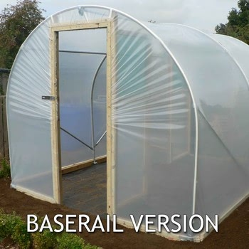 Polytunnel 8ft wide