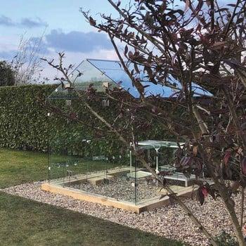 Pure Frameless Greenhouses