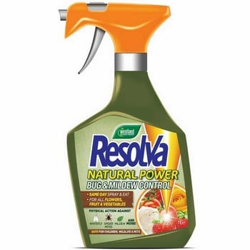 Resolva Natural Power Bug and Mildew Control