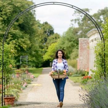 Roman Garden Arch