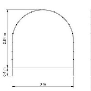 Roman Linked Arches Four - Bespoke Design