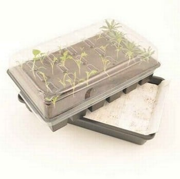 Seed Starter Self Watering Propagation Kit