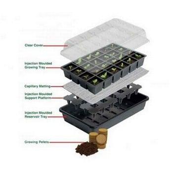 Seed Starter Self Watering Propagation Kit
