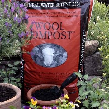 Sheep's Wool Compost