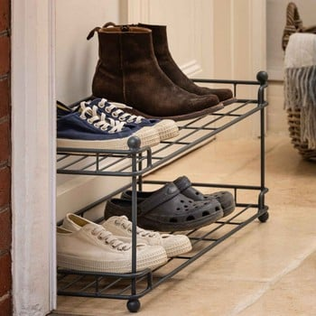 Shoe Rack - 2 Tier