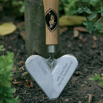 Sneeboer Heart Shaped Trowel