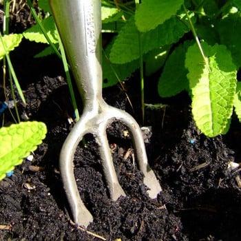 Sneeboer Long Handled Fork