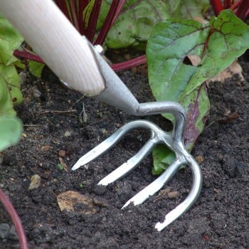 Sneeboer Narrow Long Handled Rake