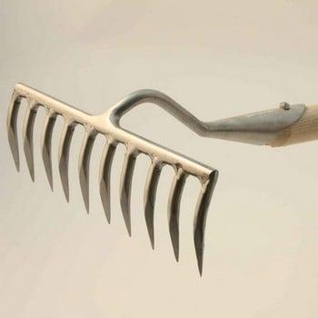 Sneeboer Narrow Tine Rake - 10 Tine