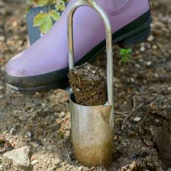 Sneeboer Timber Bulb Planter