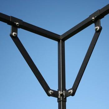 Steel Cage Corner Brace