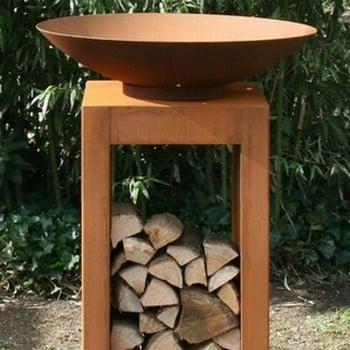 Steel Pedestals for Fire Bowls