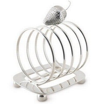 Strawberry Toast Rack
