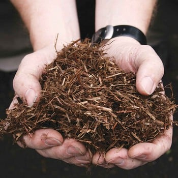 Strulch Garden Mulch - Bulk Deliveries