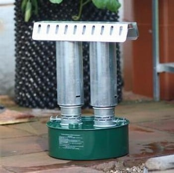 Super Warm 5 Paraffin Greenhouse Heater