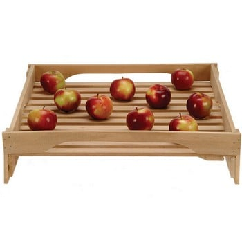 Superior Alderwood Apple Rack