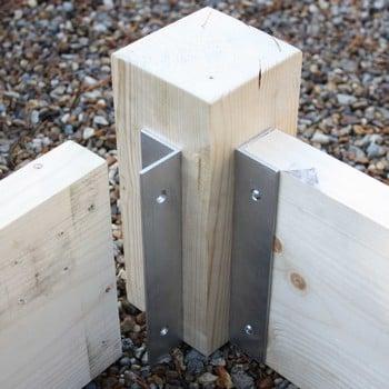 Superior Corner Wooden Raised Beds