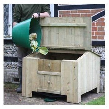 Superior Large Wormery - 332 Litres