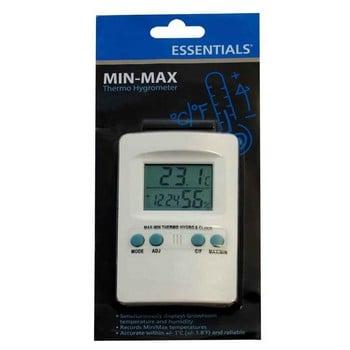 Thermometer & Hygrometer