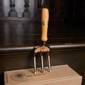 Vega Bronze Hand Fork and Gift Box