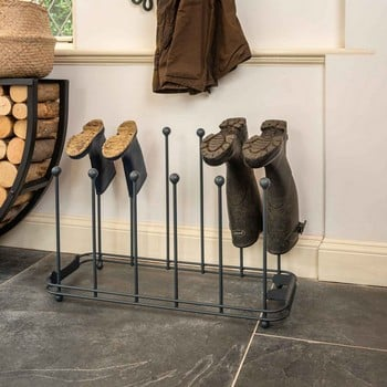 Welly Boot Station - 6 Pairs