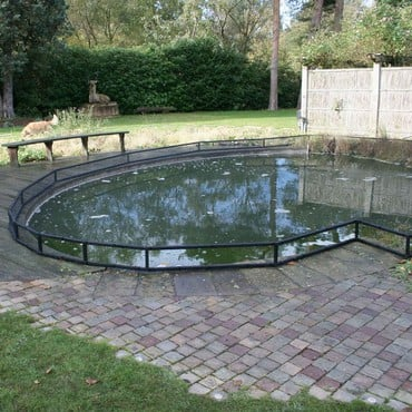 Build your own Pond Cover