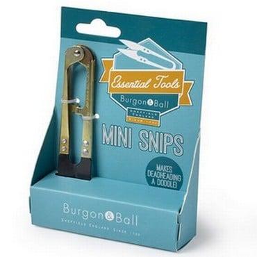 Burgon and Ball Mini Snips