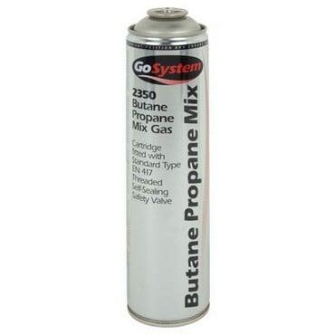 Butane/Propane Gas Canister 350g (6 Pack)