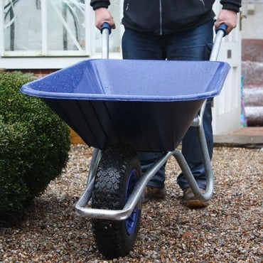 County Compact Clipper Wheelbarrow