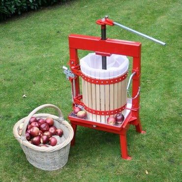 Cross-Beam Fruit Press (36 litres)