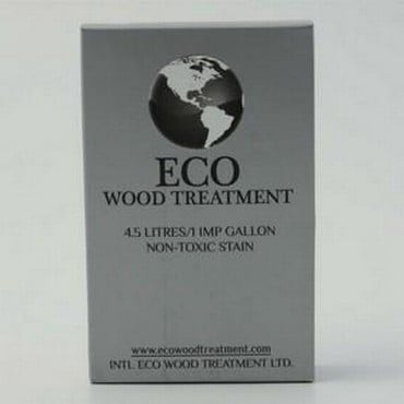 Eco-Wood Treatment
