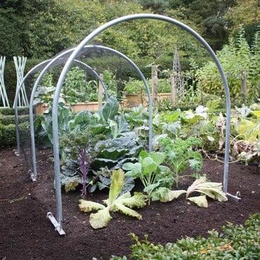Garden Netting Hoops (High Top)