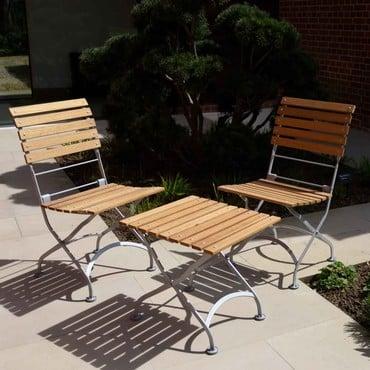 Harrod Coffee Table & Chairs
