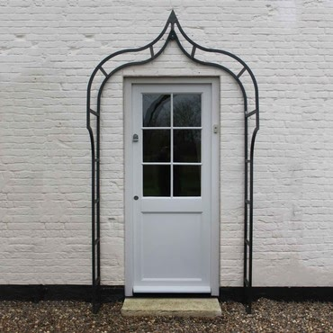 Harrod Ogee Door Canopy