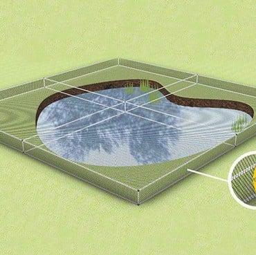 Harrod Raised Aluminium Pond Cover