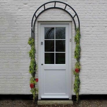 Harrod Roman Door Canopy