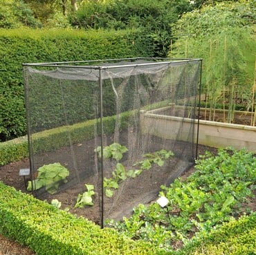 Harrod Stormproof (Black 1.5m H) Frame Saver Vegetable Cage