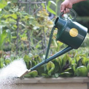 Haws Heavy Duty Plastic Watering Can