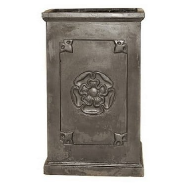 Heritage Tall Rose Box Planter (set of 2)