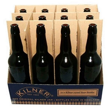 Kilner Home Brew Bottles (12 pack)