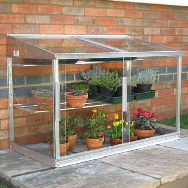 Lean-To Cold Frame