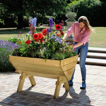 Maxi Manger Trough Planter
