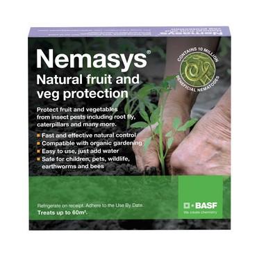 Nemasys Natural Fruit & Veg Protection