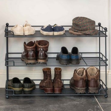 Shoe Rack - 3 Tier