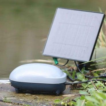 Solar Pond Oxygenator