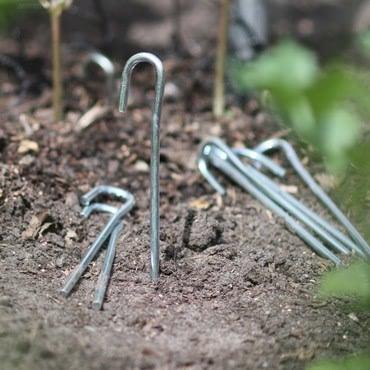 Steel Ground Pegs (10 Pack)